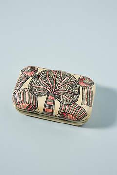 Anthropologie In Nature Box Clutch