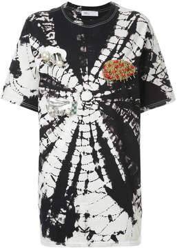 Toga brooch detail T-shirt