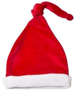 Kissy Kissy Red Christmas Hat
