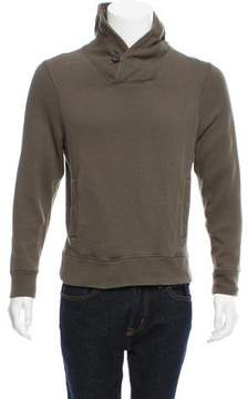 Billy Reid Long Sleeve Knit Top