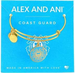Alex and Ani US Coast Guard Bracelet