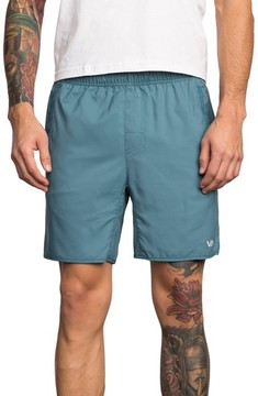RVCA Men's Yogger Iii Athletic Shorts
