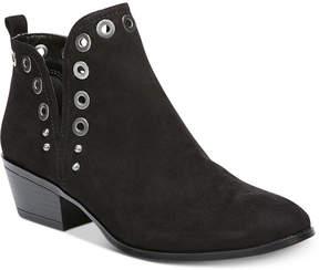 Sam Edelman Paula Cut Grommet-Detailed Booties Women's Shoes