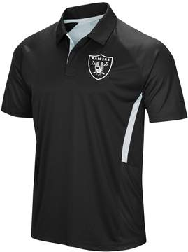 Majestic Men's Oakland Raiders Game Day Club Polo