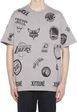 MAISON KITSUNÉ Nba Team T-shirt