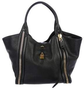 Tom Ford Amber Leather Tote