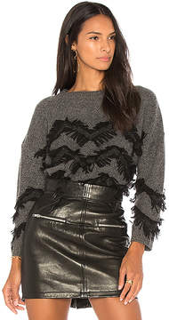 Charli Mea Frilled Sweater