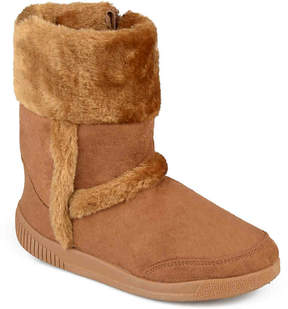 Journee Collection Girls Chuckie Toddler & Youth Boot
