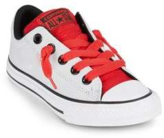 Converse Kid's Street Canvas Sneakers