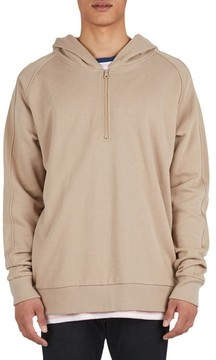 Barney Cools Men's Olympic Zip Pullover Hoodie