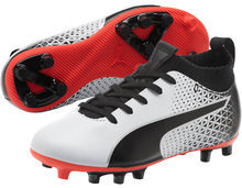 Puma EvoKNIT FTB FG JR Firm Ground Soccer Cleats
