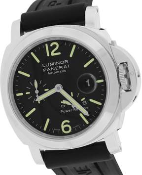 Panerai Luminor PAM00090 Stainless Steel Automatic 44mm Mens Watch