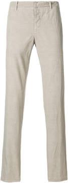 Incotex popeline trousers