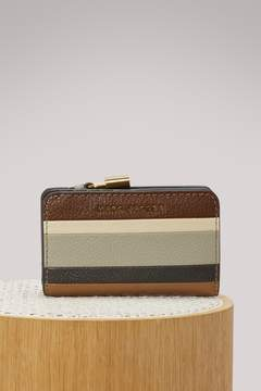Marc Jacobs The Grind Colorblock wallet