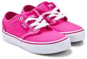 Vans Pink Atwood Laced Trainers