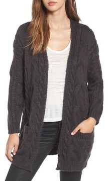 BP Women's Cable Knit Cardigan