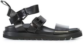 Ann Demeulemeester gladiator sandals