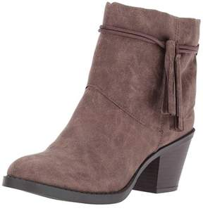 Rampage Women's Talk Back Ankle Bootie.