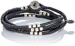 M. Cohen Men's Knotted Wrap Bracelet