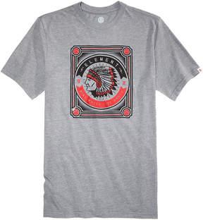 Element Men's Insignia Graphic-Print T-Shirt