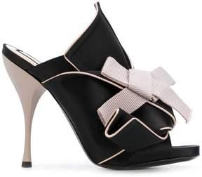 No.21 sculptural sandals