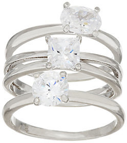 Elizabeth Taylor As Is The 2.90 cttw Simulated Diamond Rings