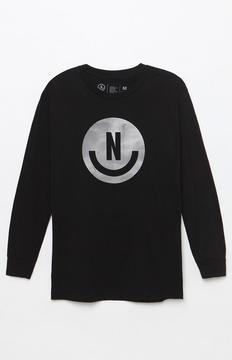 Neff Smiley Long Sleeve T-Shirt