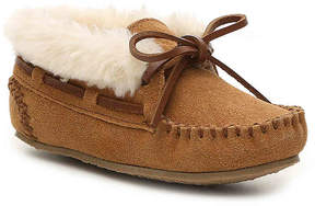 Minnetonka Girls Charley Toddler & Youth Moccasin