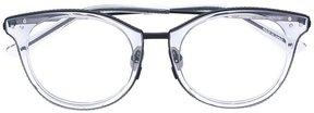 Bottega Veneta square glasses