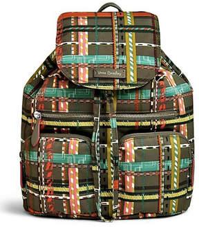 Vera Bradley Midtown Cargo Backpack - MULTICOLOR - STYLE