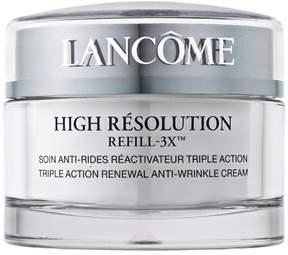 Lancôme High Resolution Refill-3X SPF Face Cream
