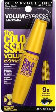 Maybelline Volum' Express Volum' Express Washable Mascara