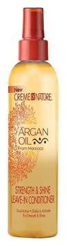 Crème of Nature Strength & Shine Leave-In Conditioner with Argan Oil - 8.4 fl oz