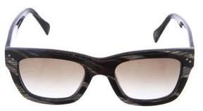 Celine Marbled Gradient Sunglasses