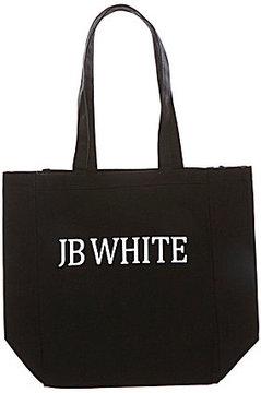 Heritage J.B. White Logo Tote Bag