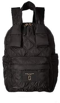 Marc Jacobs Women's M0011201nero Black Polyamide Backpack. - BLACK - STYLE