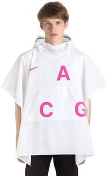 Nikelab Acg Packable Poncho