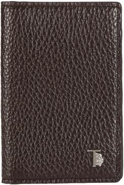 Tod's Grained Card Holder