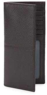 Cole Haan Breat Leather Bi-Fold Wallet