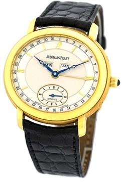 Audemars Piguet Millenary Calendar 18K Yellow Gold Watch