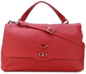 Zanellato double latch tote bag