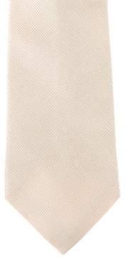 Gianni Versace Striped Jacquard Silk Tie