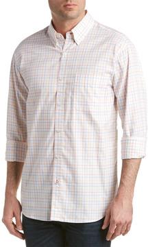 J.Mclaughlin Carnegie Regular Fit Woven Shirt