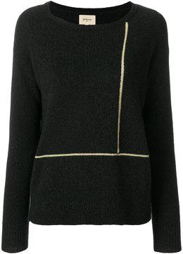 Bellerose stripe detail jumper