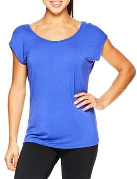 Gaiam Sadie Solid Strappy Tee