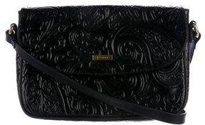 Etro Paisley Embossed Shoulder Flap Bag