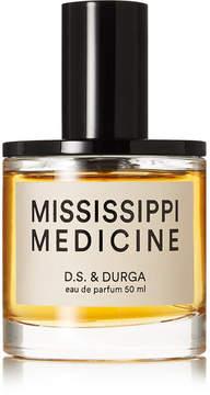 D.S. & Durga - Mississippi Medicine Eau De Parfum - Red Cedar & Frankincense, 50ml