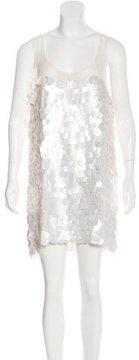 Calypso Sequin-Embellished Lola Dress
