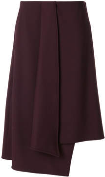 Etro asymmetric skirt