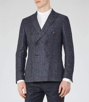 Reiss Robson B Double-Breasted Blazer